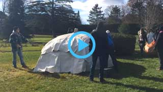 Video hutte sudation